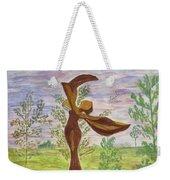 Wooden Femme Weekender Tote Bag