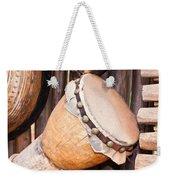 Wooden Instruments Weekender Tote Bag