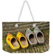 Wooden Shoes Weekender Tote Bag