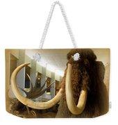 Wooly Mammoth Weekender Tote Bag