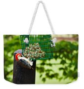 Working For Your Lunch Weekender Tote Bag