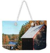 Working Gristmill Weekender Tote Bag