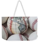 World Baseball Weekender Tote Bag