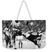 World Cup, 1974 Weekender Tote Bag