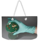 World Inside A Petri Dish Weekender Tote Bag