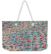 World Of Umbrellas Weekender Tote Bag