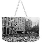 World Series, 1925 Weekender Tote Bag