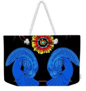 Worship Of The Dying Sun Weekender Tote Bag