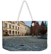 Wroclaw Town Hall Weekender Tote Bag