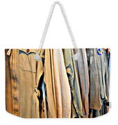 Wwii Flight Suits Weekender Tote Bag