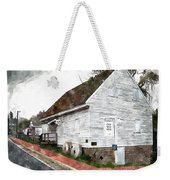 Wye Mill - Water Color Effect Weekender Tote Bag by Brian Wallace