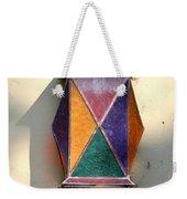 X Marks The Lamp Weekender Tote Bag