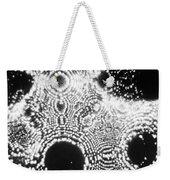 X-ray Diffraction Of Radium Weekender Tote Bag