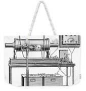 X-ray Equipment With Operating Batteries Weekender Tote Bag