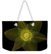 X-ray Of Daffodil Flower Weekender Tote Bag