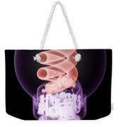 X-ray Of Energy Efficient Light Weekender Tote Bag