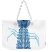 X-ray Of Mantis Shrimp Weekender Tote Bag