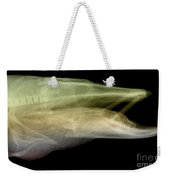 X-ray Of Muskie Weekender Tote Bag