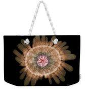 X-ray Of Shingle Urchin Weekender Tote Bag