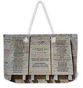 Xi. Olympic Games 1936 - Berlin Weekender Tote Bag