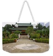 Xi'an Temple Garden Weekender Tote Bag