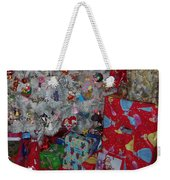 Xmas Presents 03 Weekender Tote Bag