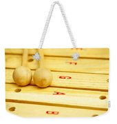 Xylophone Weekender Tote Bag by Tom Gowanlock