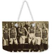 Yale Basketball Team, 1901 Weekender Tote Bag