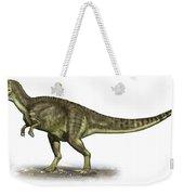 Yangchuanosaurus Shangiouensis Weekender Tote Bag
