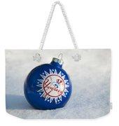 Yankees Ornament Weekender Tote Bag