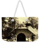 Ye Ole Cottage Weekender Tote Bag