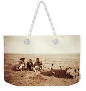 Yebichai Sweat, 1905 Weekender Tote Bag by Photo Researchers