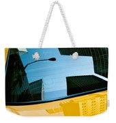 Yellow Cab Big Apple Weekender Tote Bag