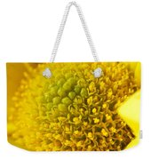 Yellow Chrysanthemum Weekender Tote Bag