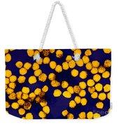 Yellow Fever Virus, Tem Weekender Tote Bag