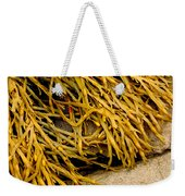 Yellow Kelp Weekender Tote Bag
