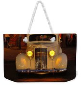 Yellow Lights On Weekender Tote Bag