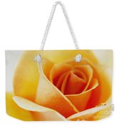 Yellow Rose After The Rain Weekender Tote Bag