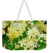 Yellow Shower Tree - 1 Weekender Tote Bag