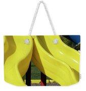 Yellow Slides Weekender Tote Bag
