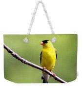 Yellow Tux Weekender Tote Bag