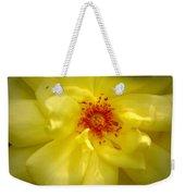 Yellowrose Weekender Tote Bag