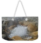 Yellowstone Hot Springs 9499 Weekender Tote Bag