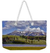 Yellowstone National Park Weekender Tote Bag