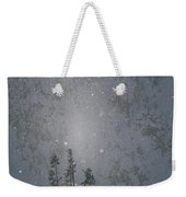 Yellowstone National Park, Winter View Weekender Tote Bag