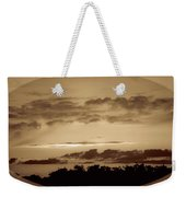Yesteryears Sunset Weekender Tote Bag