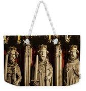 York Minster's Choir Screen Weekender Tote Bag