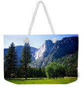 Yosemite Falls From The Ahwahnee Weekender Tote Bag