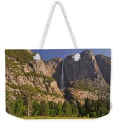 Yosemite Fall's Spring Flow Weekender Tote Bag