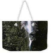 Yosemite Falls, Yosemite National Park Weekender Tote Bag